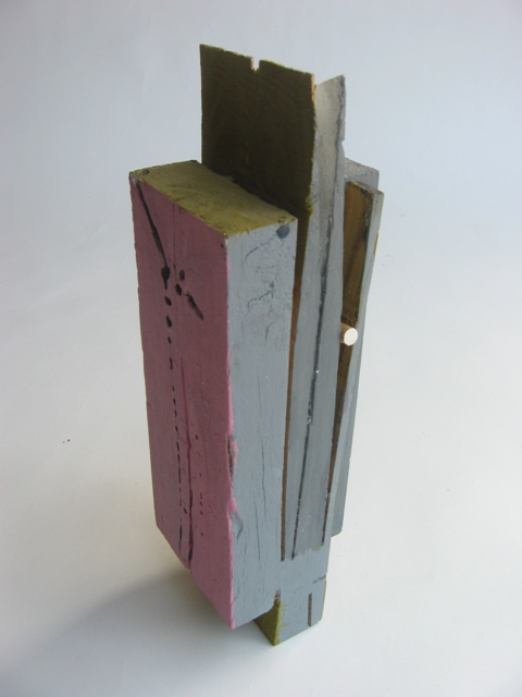 Block with Slots, 2009