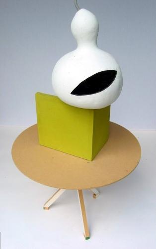 Moon Gourd, 2005