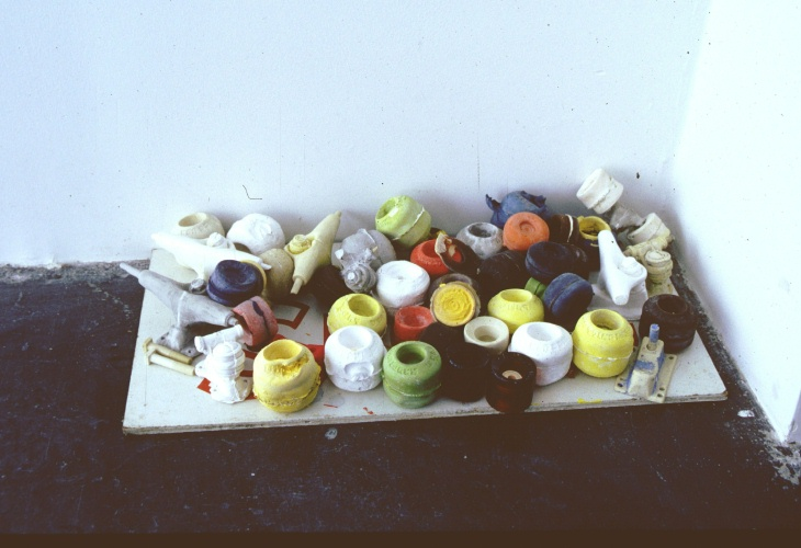 Skateboard Wheels and Parts, 1999