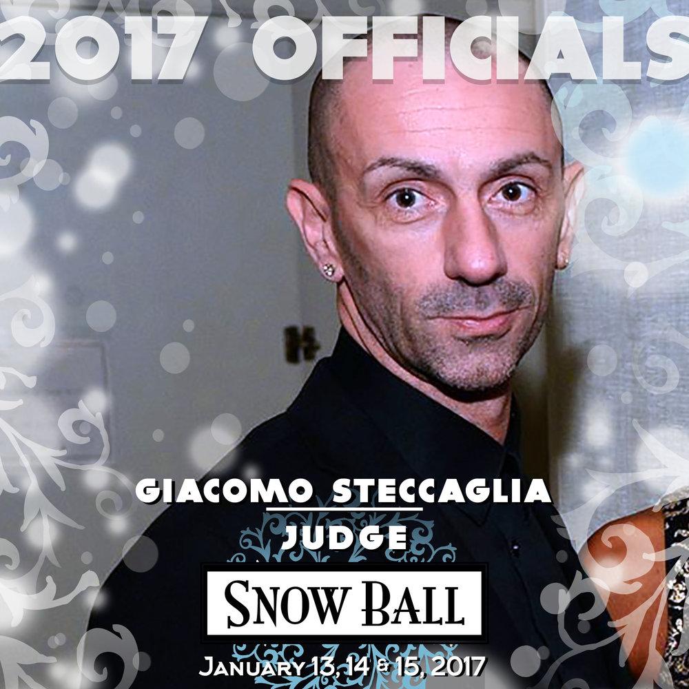 JUDGE Giacomo Steccaglia California