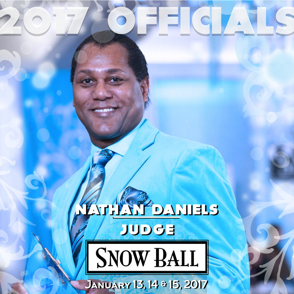 """JUDGE Nathan Daniels Minnesota """"It happened in the Pro Rising Star Rhythm at Ohio Star Ball.My partner and I were mid-way through our Rumba when I totally forgot our routine. I couldn't remember anything and there was nothing that I could do to get back into it. So I just lead cross-body breaks and cuban walks the whole second half of the dance. And, the craziest part is – we won the Rumba! We didn't with the comp, but we won the Rumba!"""""""