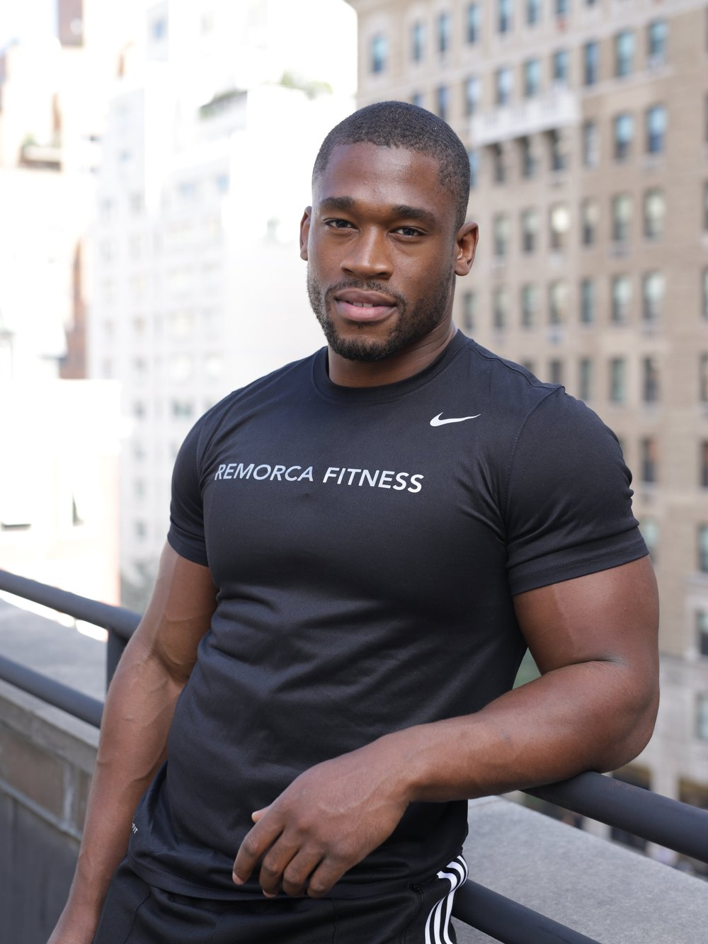 PIERRE - PERSONAL TRAINER AT REMORCA FITNESS GRAMERCYCERTIFICATIONS:EDUCATION:SPECIALTY/EXPERTISE:FITNESS HOBBIES:NON FITNESS THING ABOUT ME