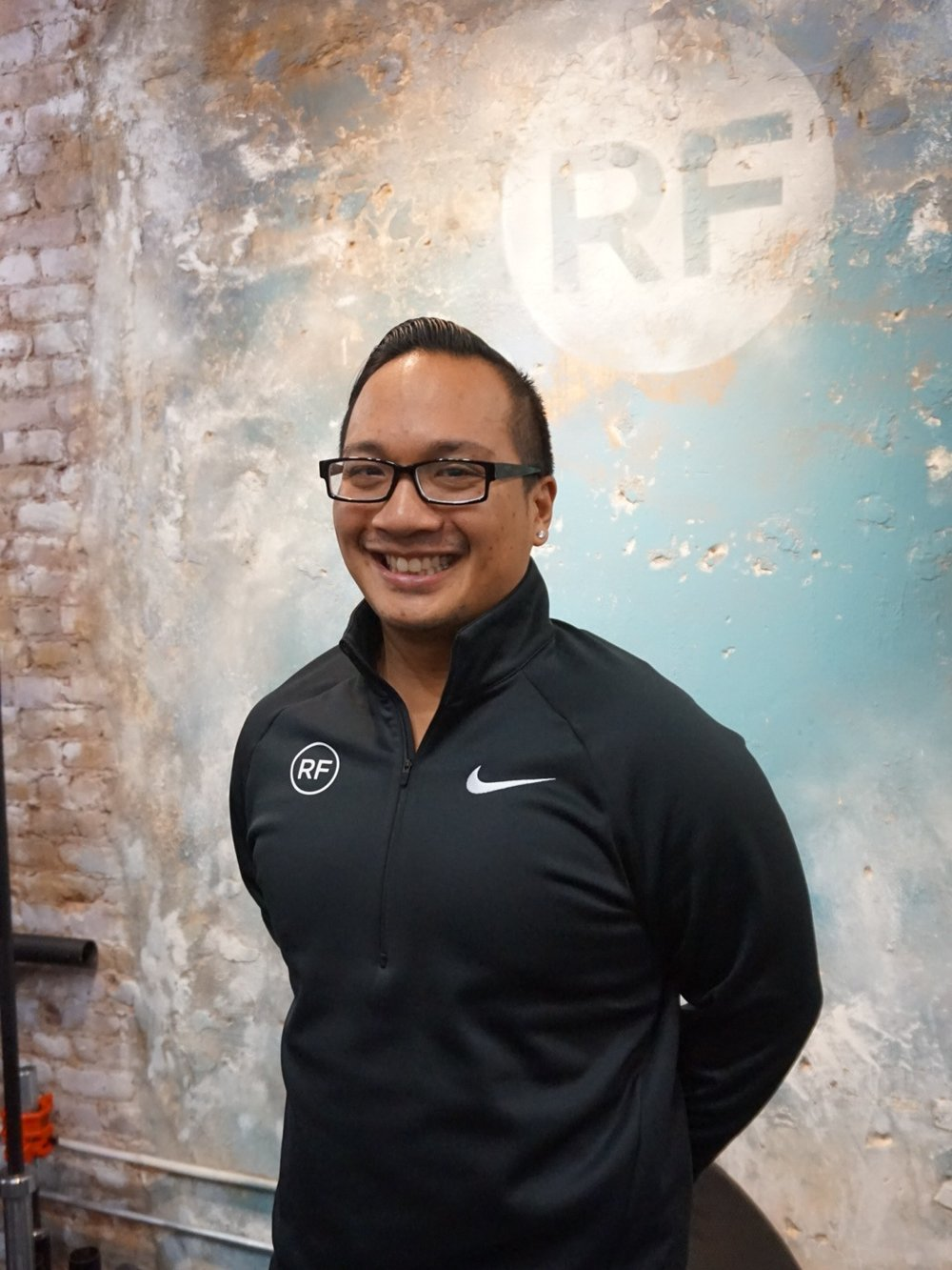 RANDY - MANAGER AT REMORCA FITNESS GRAMERCYCERTIFICATIONS:EDUCATION:SPECIALTY/EXPERTISE:FITNESS HOBBIES:NON FITNESS THING ABOUT ME
