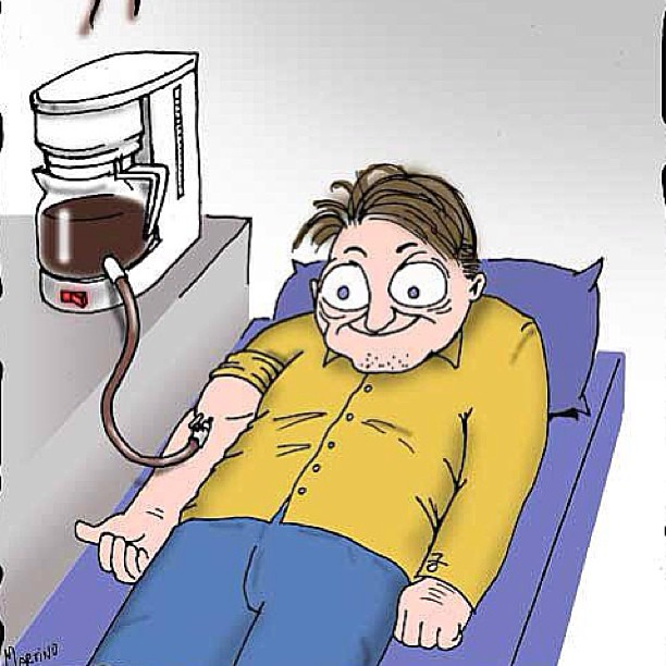 I'm so tired right now I think i need to be hooked up to a caffeine IV drip..