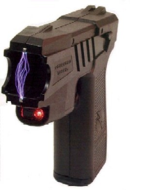 "Someone just said to me ""Parents.. Don't yell @ ya kids……tasers are wayyyyyy more effective."""