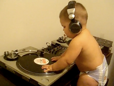 just found out @officialdjx is gonna be a dad in 9 months! He'll probably come out doing this….