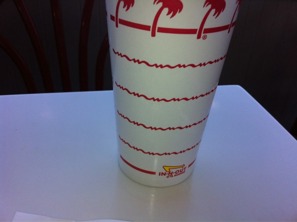 Oh yeah it's about to be on.. Hello phoenix and hello in and out burger.