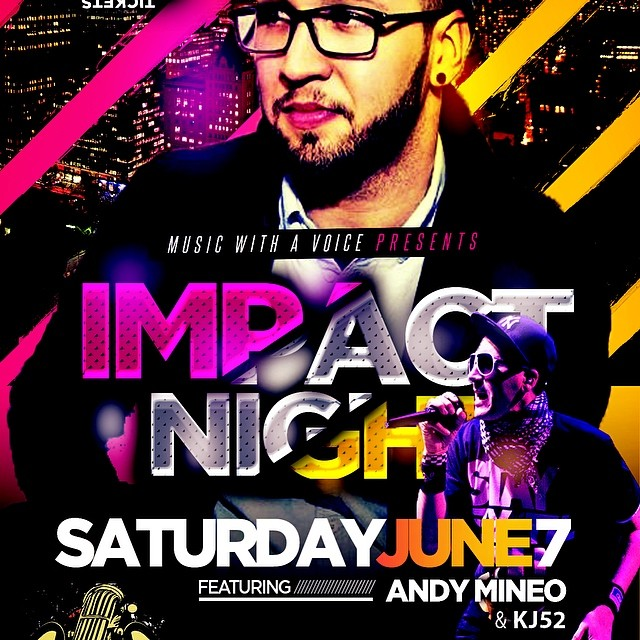 http://www.jamthehype.tv/. Watch the KJ 52 and andy Mineo show live in 20 minutes!