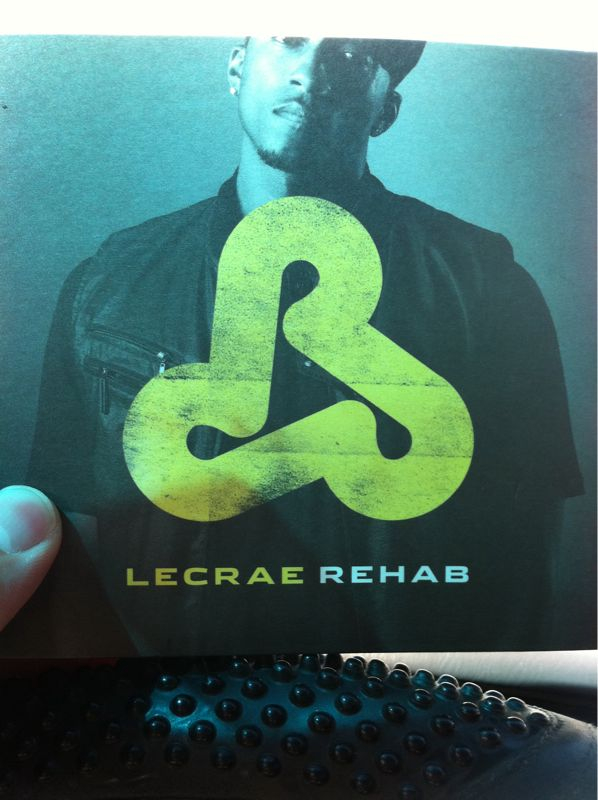 Go buy the new @Lecrae lp in stores this week!