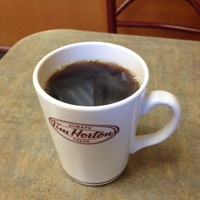 About to have Tim hortons coffee for the first time.. Which do think is the best Tim's vs starbucks vs dunkin donuts?