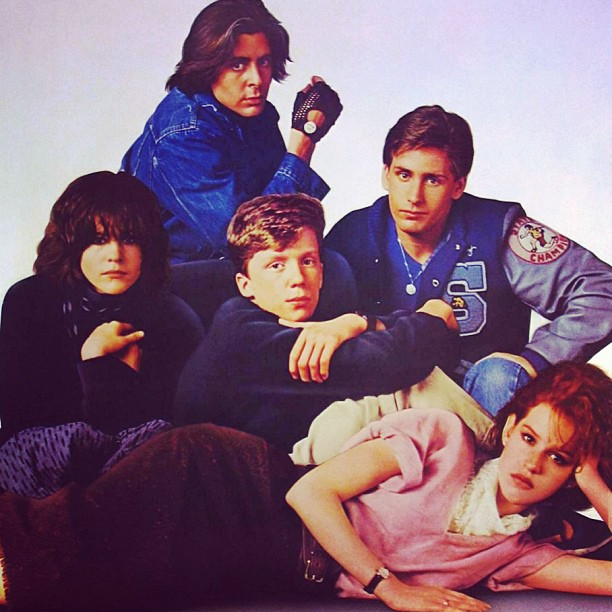Join me today in One hour @ www.remedylive.com As we discuss the breakfast club which one were you?