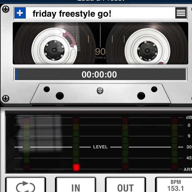 Friday + freestyle + you = hit me w/ topics for my freestyle!
