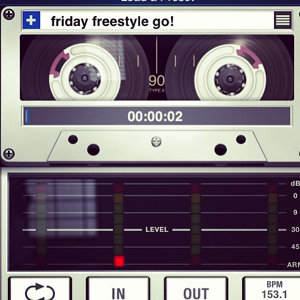 Friday freestyle time! Hit me.. Ill use the first topic to respond on each of my social networks..
