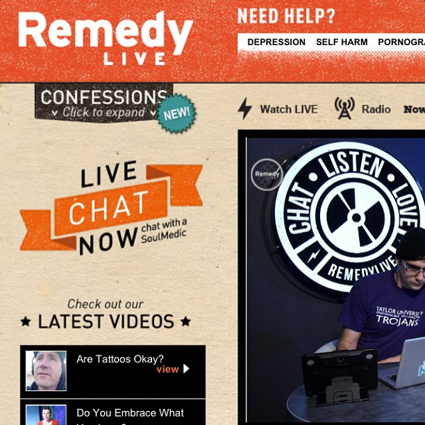 """""""Are tattoos okay?"""" Tweezy tues discussion now @ www.remedylive.com (click on video on bottom left hand side..)"""