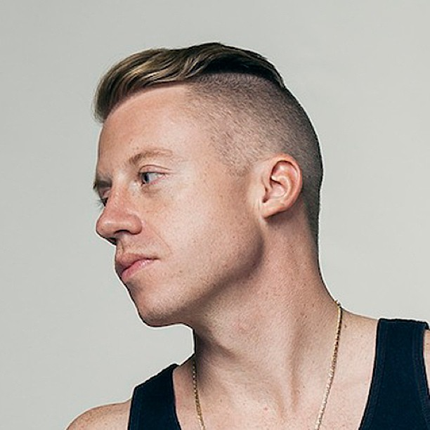 """I keep getting asked: """"do you know mackelmore?"""" Yes I know him eminem/bubba sparks/Paul wall/Lil' Whyte/Asher Roth/Mac Miller & every other white rapper suburban American crowns as the new great white hope.. They are all close personal friends of mine we all are on the same bowling team."""