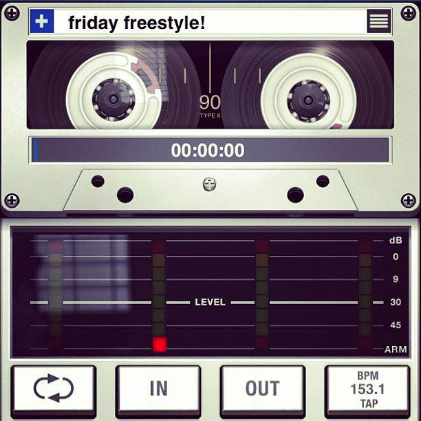This picture can only mean 1 thing! Fri. Freestyle is back y'all.. Ill take the 1st topic one each social network.. GO!