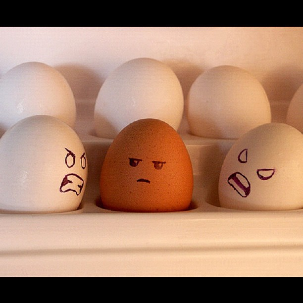 Anyone else feel like this pic sometimes? The odd man out just cause ya different? God made you unique! Never be embarrassed of who you are! He don't make junk…