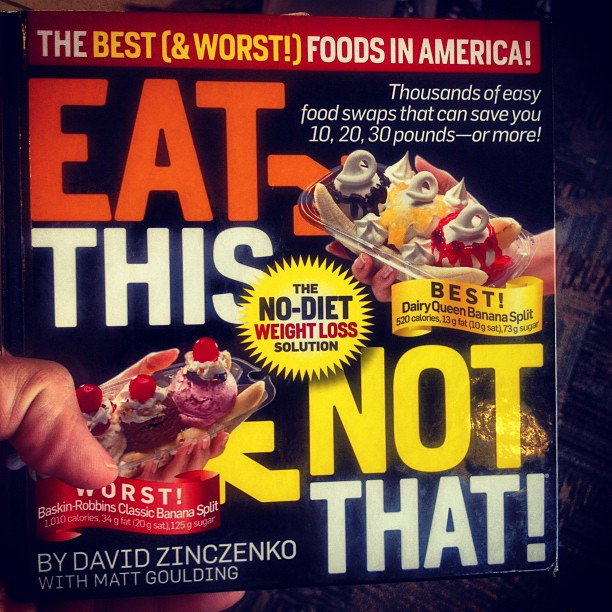For all those looking to revolutionize what your eating.. This book is great. (Taken with Instagram)