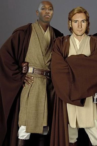 "After releasing the ""they like me"" video feat @lecrae we will be releasing the star wars jedi version. (see pic for a sneak peak..)"