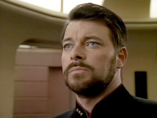 This just in! Capt. William Riker of the starship enterprise commands that u purchase my album 4/3/12. (free capt. riker beard w/ purchase)