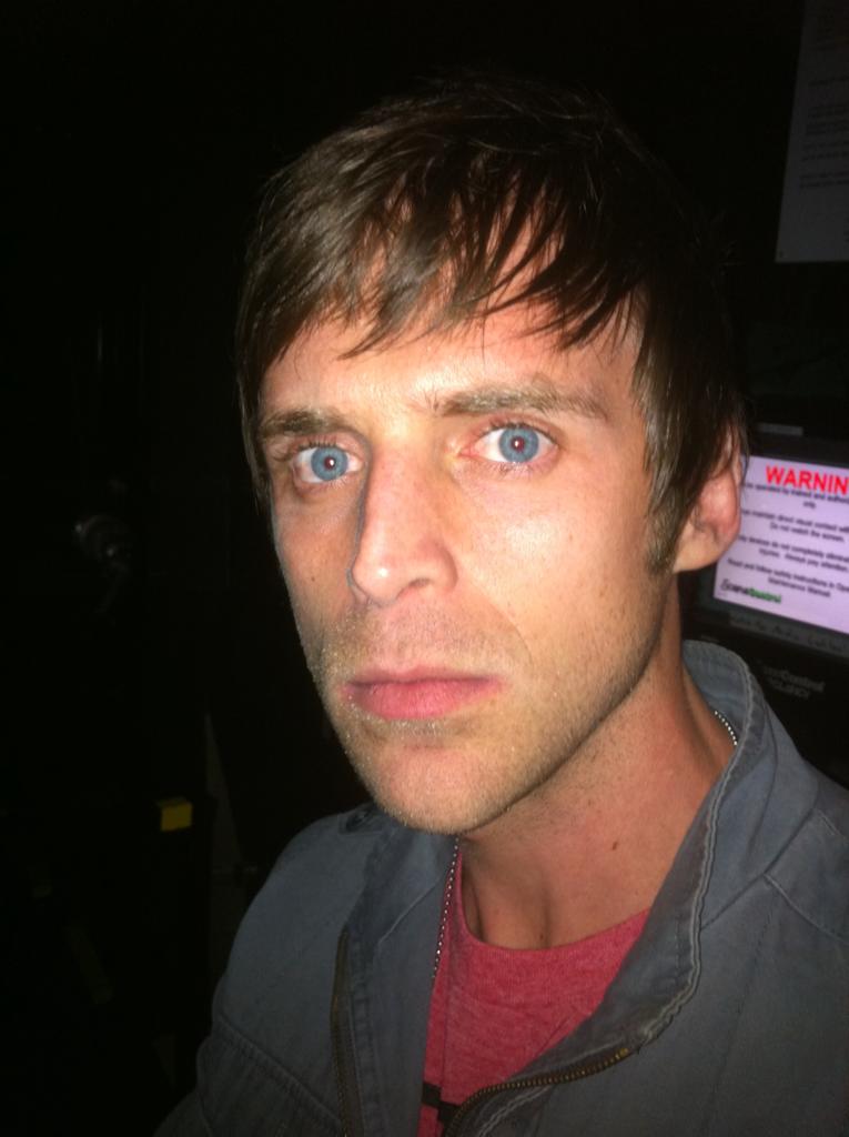 @ambassador215 just said @b_Reith looks like Luke skywalker.. What do u think?