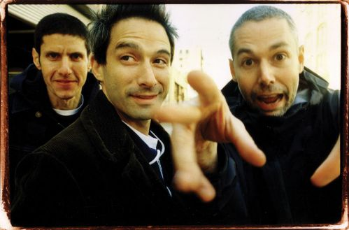 Just got stopped for the 2nd time in the ATL airport and asked if I was in the beastie boys.. I'm just gonna start playing along w/ it from now on.