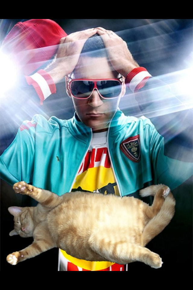 This pic sums up pretty much how I feel about cats who die in my lap (courtesy of rich gilliland)