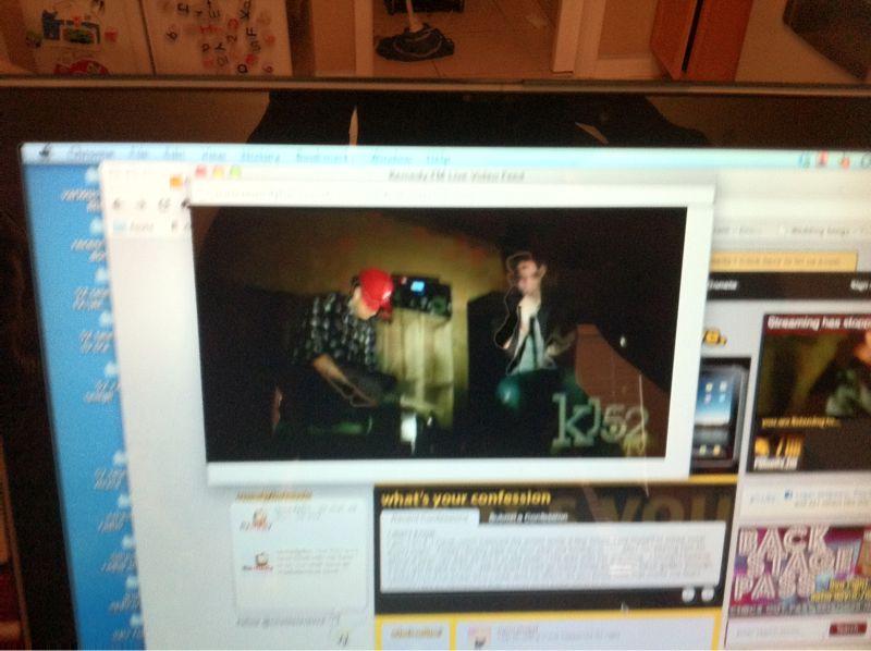 """Kjtv is live @ www.Remedylive.com! Check out ep. 2 entitled """"civil war""""."""