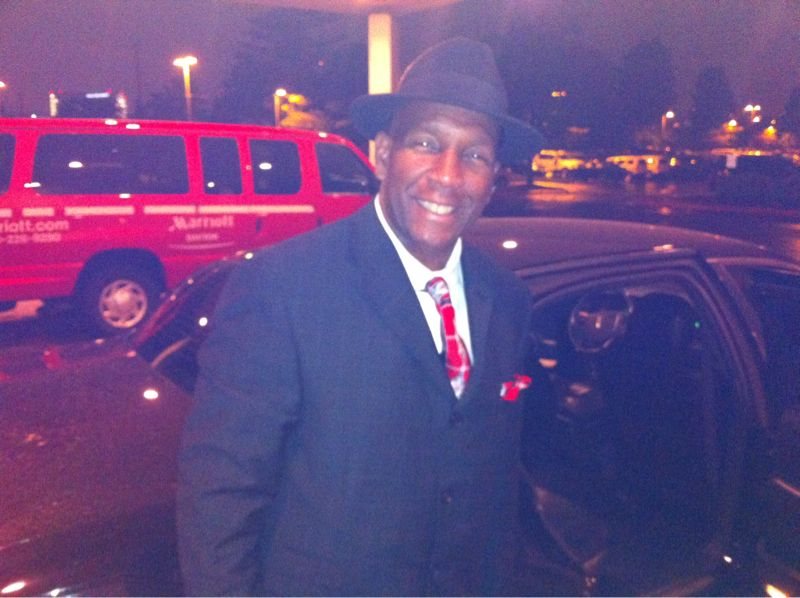 On a side note My limo driver was the flyest/coolest one I've ever had.. He should have his own soundtrack.