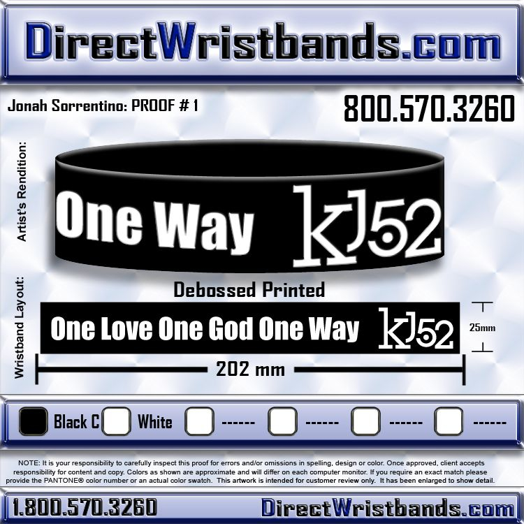 I need everyone to comment! Do u like these wristbands in blue? Or black?
