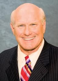 Yesterday Terry Bradshaw put my hat/shades on & said he wanted to be a rapper like me.. Aka Terry bradsheezy?