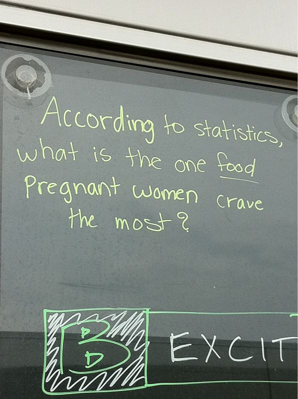 Saw this question posed.. Anyone know the answer to this? I do.. See pic.