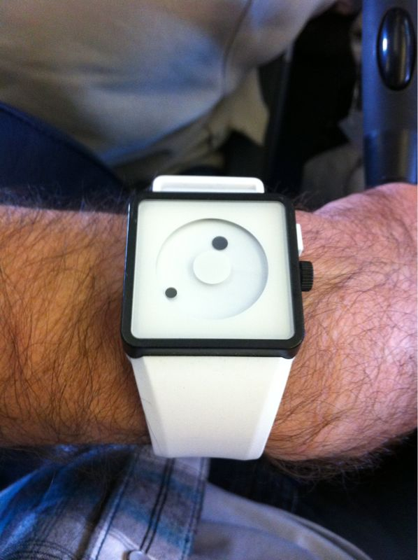 A grown man/dad just asked where he can buy my watch.. Glad to know I'm not the only adult w/ teenage tastes.