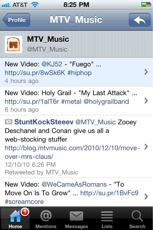 Blown away that the fuego video feat @funkypr is being feat. On @mtvmusic funkyfreshness!