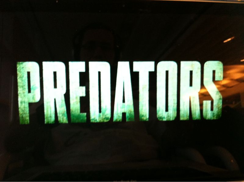 How do u know when ur a sci-fi nerd? U rent predators so u can play the movie w/ the directors commentary.