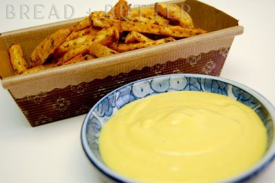 Thoroughly convinced that 90% of the worlds probs. can be solved w/ honey mustard and seasoned fries.