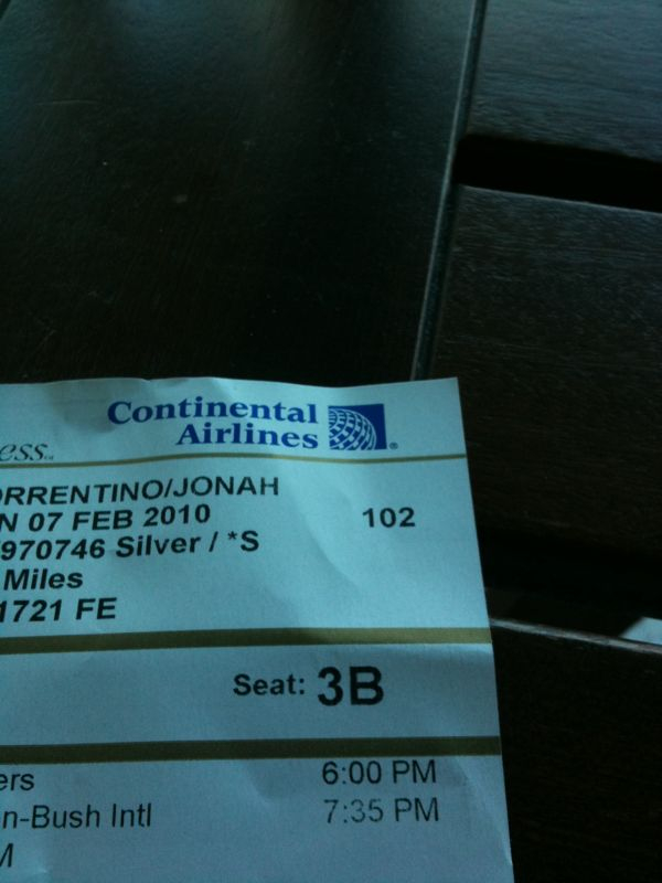 Can I brag on God's provision? I went from cancelled and stranded 2 middle seat then 2 first class!