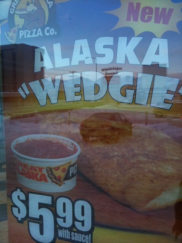 """I'm not sure if I want to eat any food item that's called """"the wedgie"""""""
