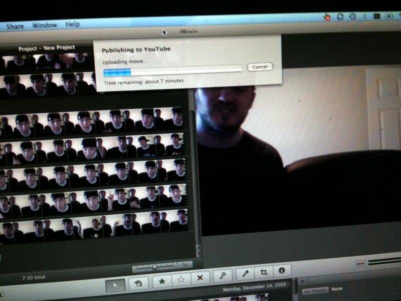 Monday freestyle video ft goldinchild uploading now!