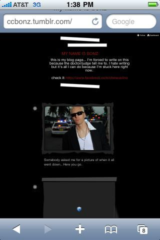 There's now a video and a pic up on the hacked kj site! If someone can tell me who that is we can get this fixed..