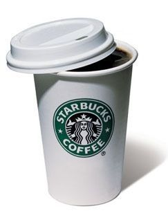 The full cup of starbucks I drank before church today has me feeling like pentecost dropped on my head..