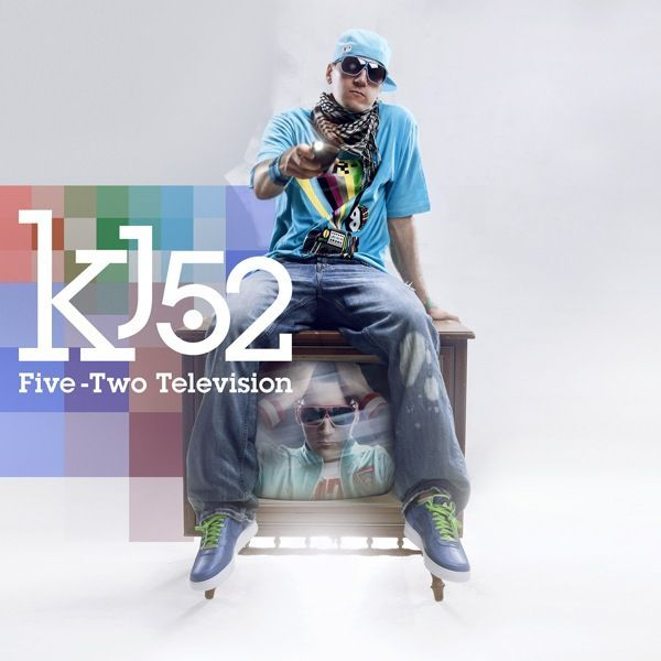 """Here's a lil sneak peek @ the new cover to """"52 television"""" what yall think?"""