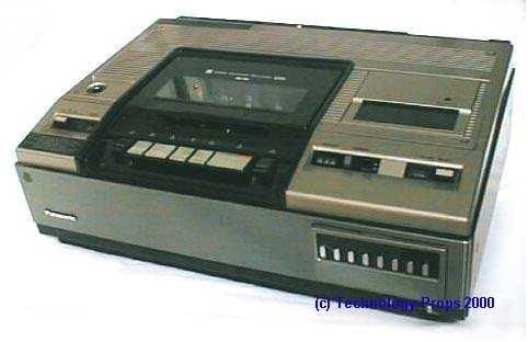 I gotta go buy a VCR! Do they even make em anymore? Maybe I'll pick up a cassette player while I'm @ it!