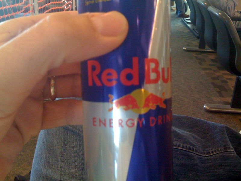 Sometimes I really think they put crack in red bull..