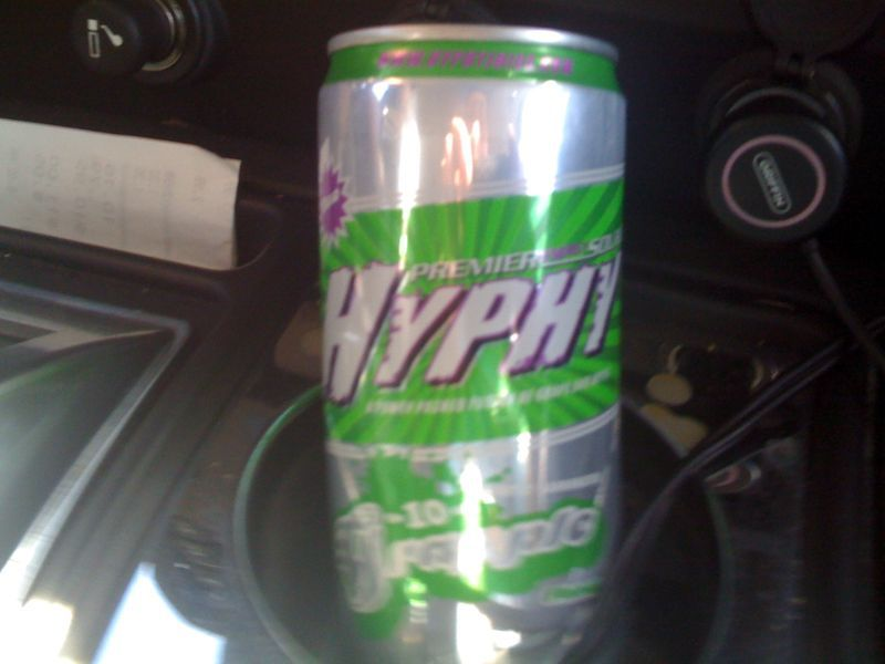 Energy drinks of the us: atl= crunk juice/st. Lou= pimp juice/bay area = HYPHY?