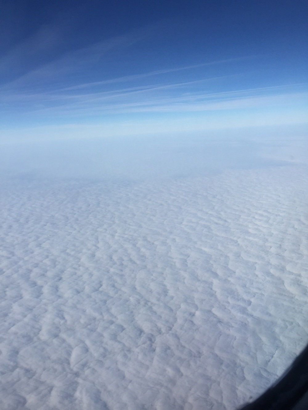 That's not sand it's clouds.. It would hurt more to land on that