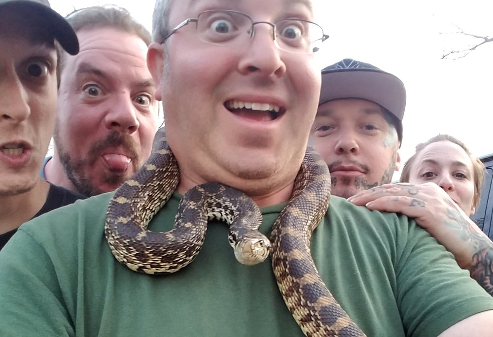 Bullsnake and the Odd Crew