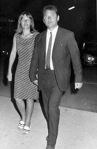 Sergio e Anna Terrida, 1970