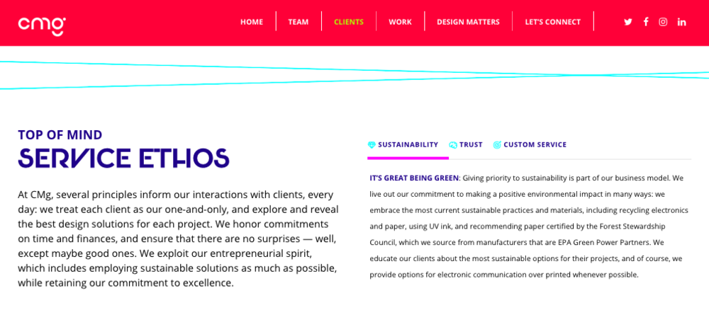 Service Ethos
