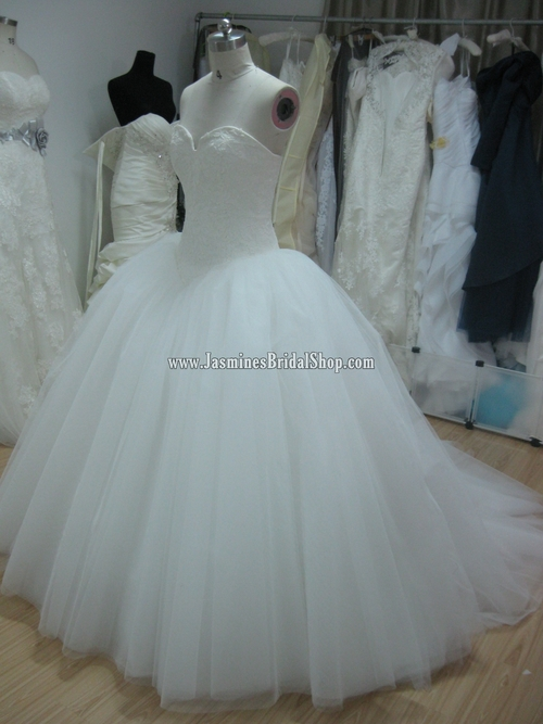 Inspired by a V.W. Ball Gown from \